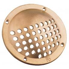 Drilled round scoop