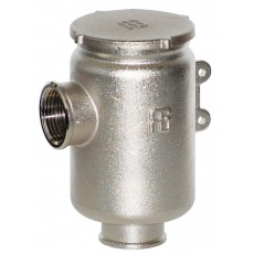 """Water strainer """"Tirreno"""" series with metal cover"""