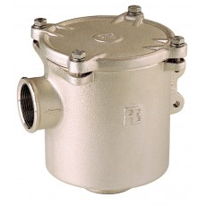 """Water strainer """"Ionio"""" series with metal cover"""