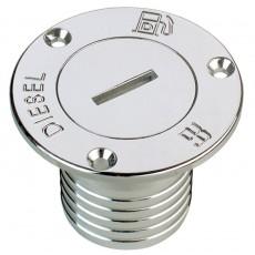 """""""DIESEL"""" deck filler with hose connector"""