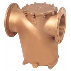 Filtro depurazione acqua con flange PN6/PN16
