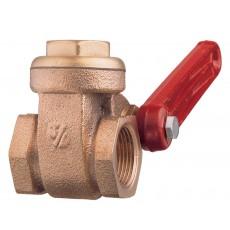 Quick-closing gate valve