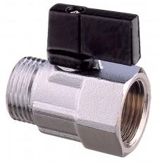 "Ball valve ""mini"" M-F"