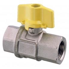 "Throttle operated ball valve f-f - full flow ""2000"" series"