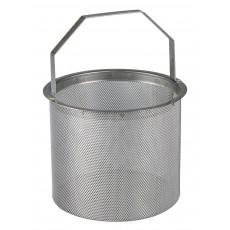 Cestello in acciaio inox 316 per filtro