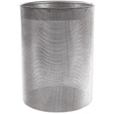 Filtro in acciaio inox 316 per decantatore carburante