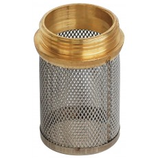 Stainless steel filter for foot-valve