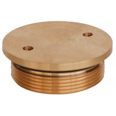 Set comprising plug and o-ring for deck filler