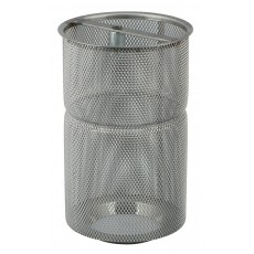 Stainless steel 316 impurity gatherer for water strainer with zinc