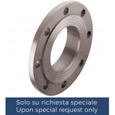 PN6 / PN16 flange with female thread