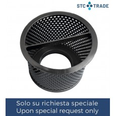 HDPE plastic impurity gatherer for strainer