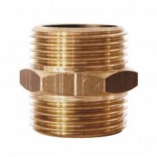 Nipple M-M parallel thread